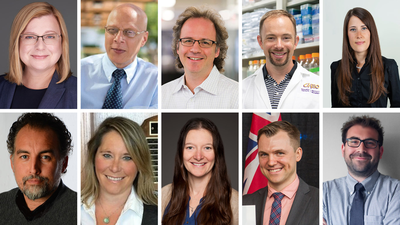 Canada Research Chairs 2019 recipients CRCs2019 Fall cycle