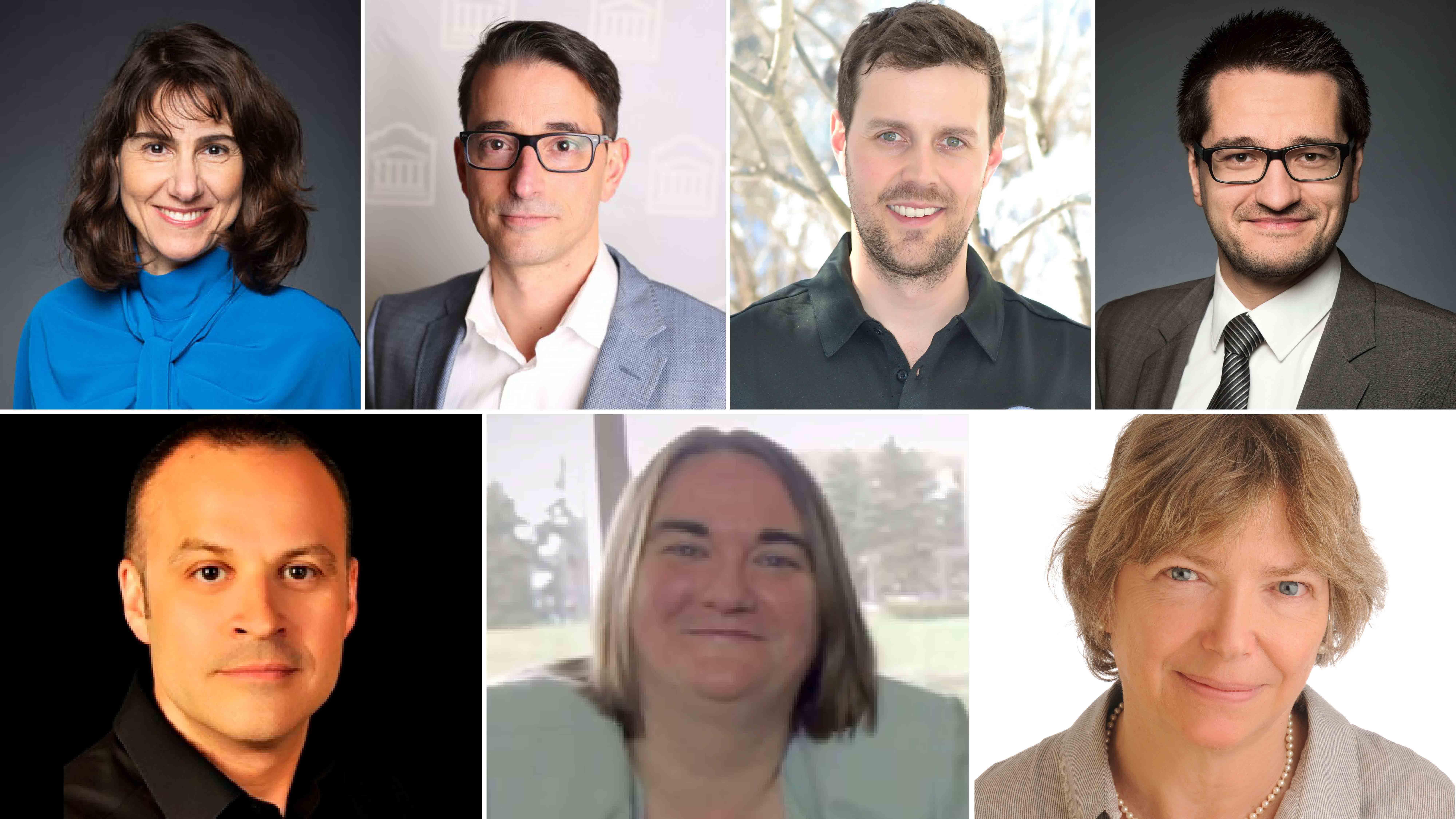 Céline Castets-Renard, Nicolas Corradi, Ryan Graham, Florian Martin-Bariteau, Dave Holmes, Janet Squires and Katherine Lippel