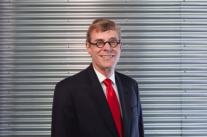 Robert Boyd-Professeur et titulaire de la Chaire d'excellence en recherche du Canada en optique non linéaire quantique