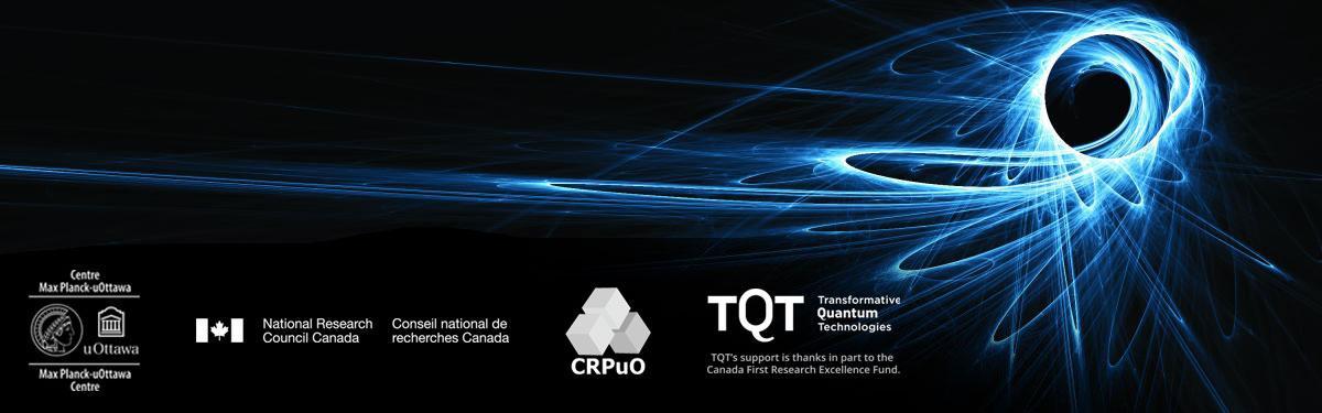 Centre Max-Planck-uOttawa, Conseil national de recherche du Canada, CRPuO et TQT