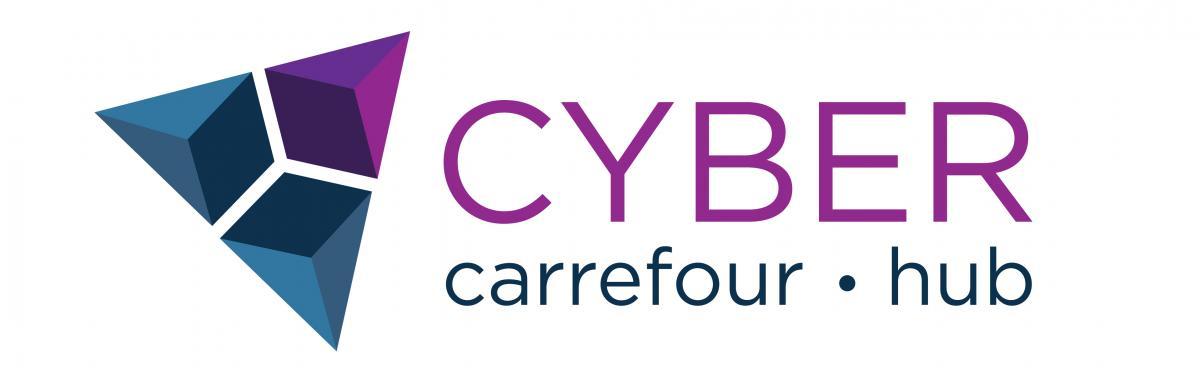Logo de cybersécurité
