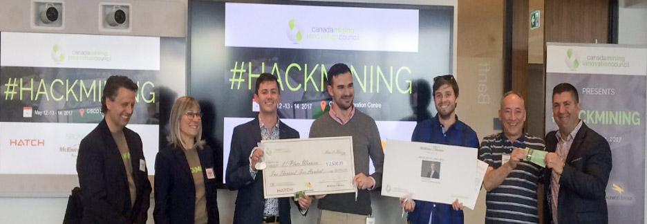 Hack Mining Winners