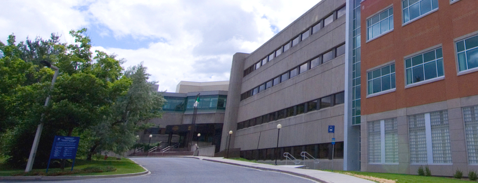 Roger Guindon Hall